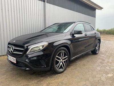 brugt Mercedes GLA220 d 2,1 CDI 7G-DCT 177HK 5d 7g Aut.