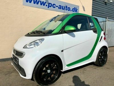 brugt Smart ForTwo Electric Drive Cabrio 3d