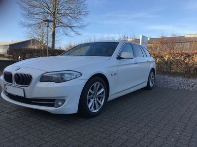 käytetty BMW 520 5-Serie d Touring Steptronic