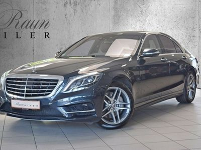 brugt Mercedes S500 456 hk 4MATIC G-TRONIC AMG-LINE