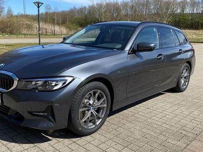 brugt BMW 320 d 2,0 Sportline