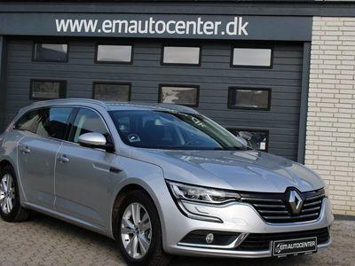 brugt Renault Talisman 1,5 dCi 110 Zen ST