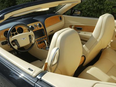 brugt Bentley Continental GT gtc