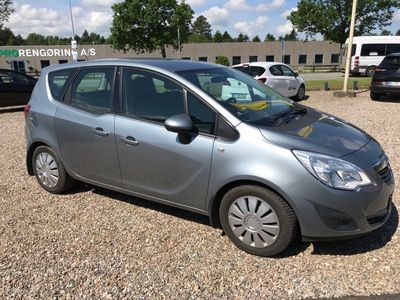gebraucht Opel Meriva 1,4 Turbo Enjoy 120HK