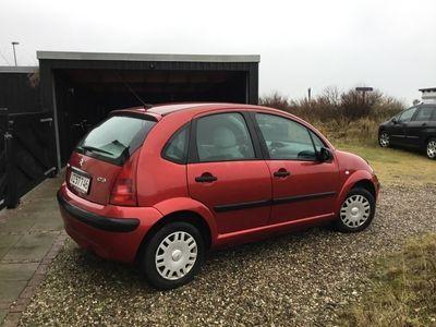 brugt Citroën C3 1,4 I