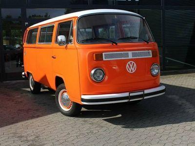 brugt VW T2 2,0 7prs