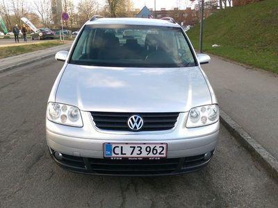 brugt VW Touran 1,9 TDi 105 Trendline DSG