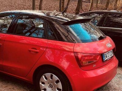 brugt Audi A1 Sportback 1.6 90 HK