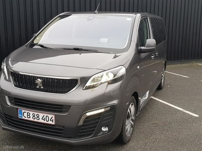 usado Peugeot Traveller L2 2,0 BlueHDi Allure EAT6 180HK 6g Aut.