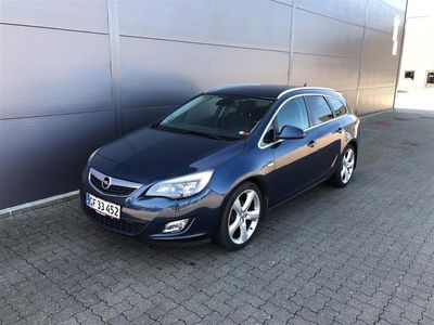 used Opel Astra Sports Tourer 1,4 Turbo Sport 140HK Stc 6g