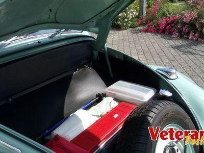brugt VW Käfer Cabriolet