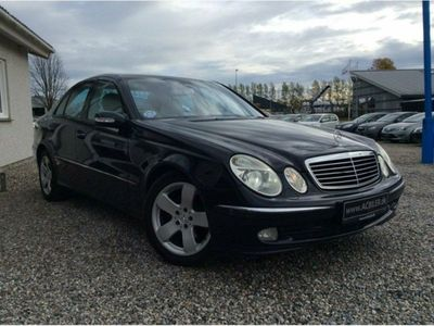used Mercedes E320 2 CDi aut.