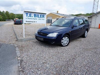 used Ford Mondeo 2,0 Ghia 145HK Stc
