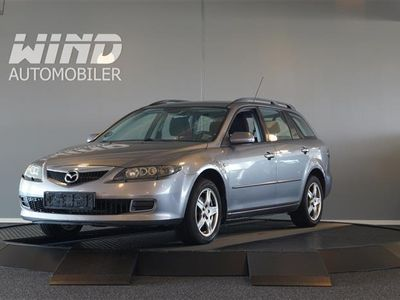 käytetty Mazda 6 2,0 Touring 147HK Stc 6g