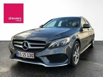 brugt Mercedes C220 d St.Car 7G-TRONIC PLUS | AMG-Line
