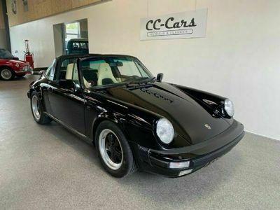 brugt Porsche 911 3,2 Targa