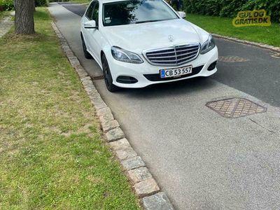 brugt Mercedes E200 Mercedes E200