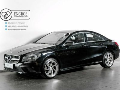 used Mercedes CLA200 1,6 aut.