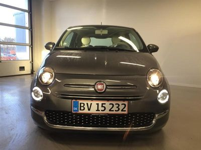 brugt Fiat 500 0,9 TwinAir Esclusivo Start & Stop 80HK 3d