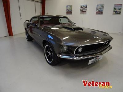 brugt Ford Mustang Ford Mustang