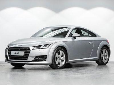 brugt Audi TT 2,0 TFSi 230 Coupé quattro S-tr.