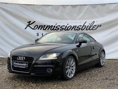 brugt Audi TT 1,8 TFSI S-Line 160HK 2d