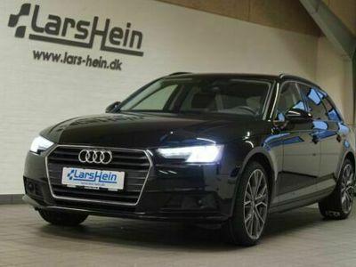 brugt Audi A4 TDi 150 Avant S-tr.