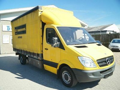 brugt Mercedes Sprinter 315 2,2 CDi R3 Chassis
