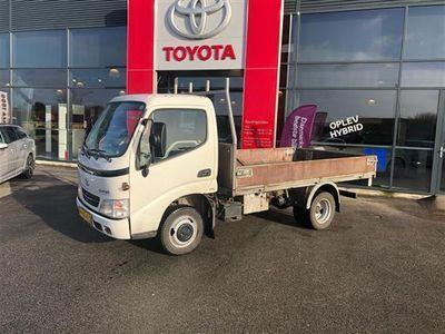 brugt Toyota Dyna 150 Single Cab Lang 3,0 D-4D 109HK Ladv./Chas.
