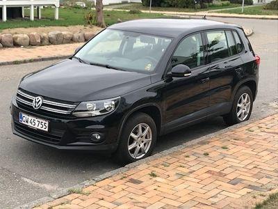 brugt VW Tiguan 1,4 TSI Trend & Fun