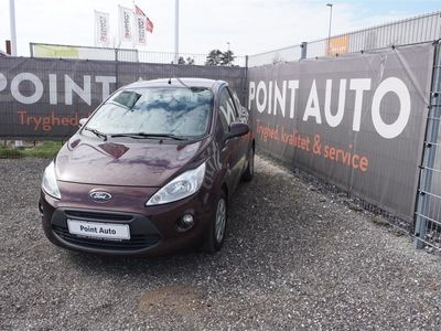 used Ford Ka 1,2 Trend Plus Start/Stop 69HK 3d