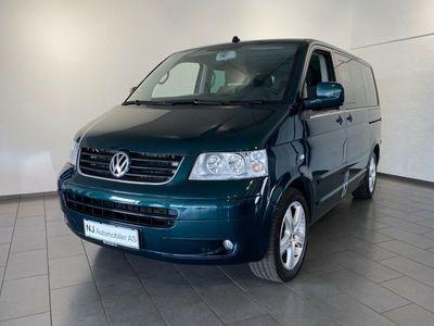 brugt VW Multivan 2,5 TDi 130 10prs
