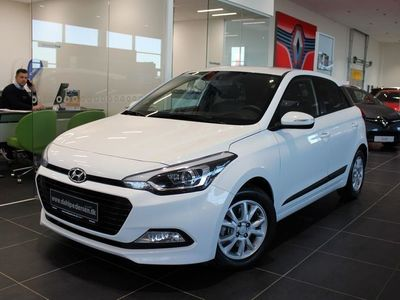 brugt Hyundai i20 1,0 T-GDI EM Edition 100HK 5d