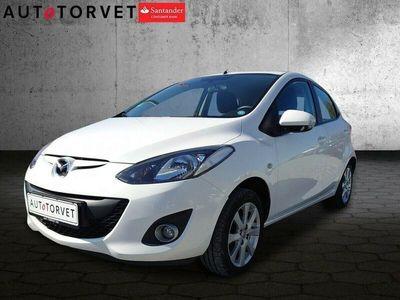 brugt Mazda 2 1,3 84 Premium