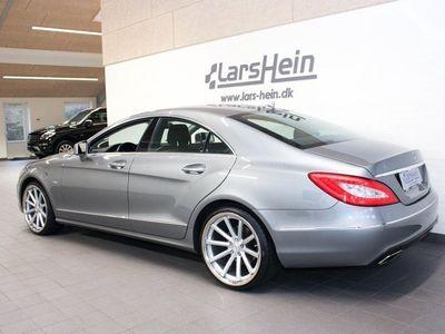 brugt Mercedes CLS350 CDi aut. BE