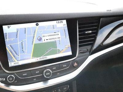 brugt Opel Astra 4 Turbo 150HK Sports Tourer Innovation