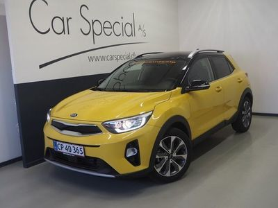 brugt Kia Stonic 1,0 T-GDi Edition+