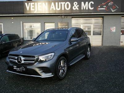 usado Mercedes GLC220 d 2,2 aut. 4-M