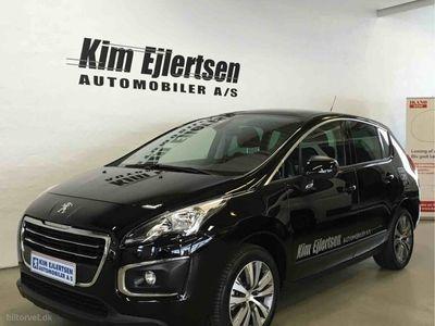 brugt Peugeot 3008 1,6 BlueHDi Active 120HK 6g