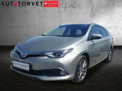 brugt Toyota Auris 1,8 Hybrid Executive CVT