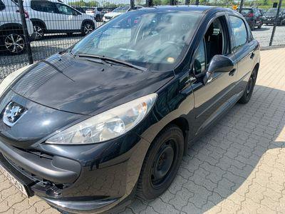 brugt Peugeot 207 1,6 S16 120HK 5d B