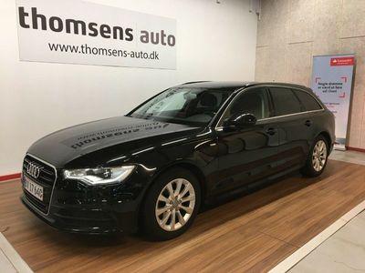 brugt Audi A6 2,0 TDi 177 S-line Avant Multitr.
