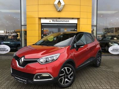 brugt Renault Captur 0,9 Energy TCe Dynamique 90HK 5d