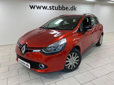 brugt Renault Clio Sport Tourer 0,9 Energy TCe Expression 90HK Stc A+ Bliv ringet opSkriv til os