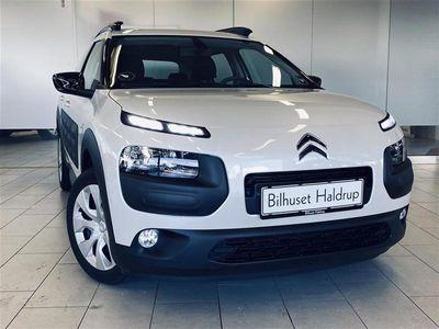 brugt Citroën C4 Cactus,1,2 PureTech Feel start/stop 110HK 5d