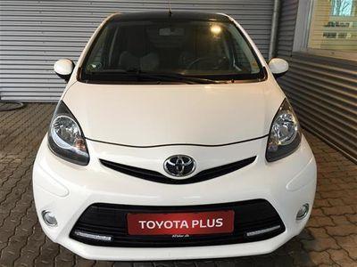 brugt Toyota Aygo 1,0 VVT-I Black&White 68HK 5d