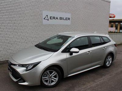 brugt Toyota Corolla Touring Sports 2,0 B/EL H3 Smartpakke E-CVT 180HK Stc 6g Aut.