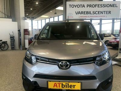 brugt Toyota Proace City Medium 1,5 D Comfort 130HK Van 8g Aut. A+