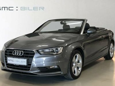 used Audi A3 Cabriolet 1,4 TFSi 150 Ambition S-tr.