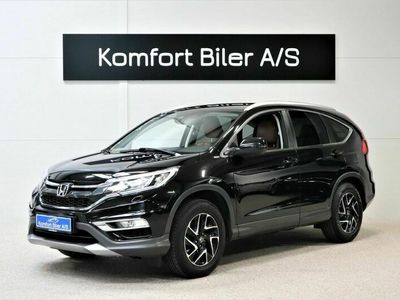 brugt Honda CR-V i-DTEC Elegance+ aut. 4WD 1,6